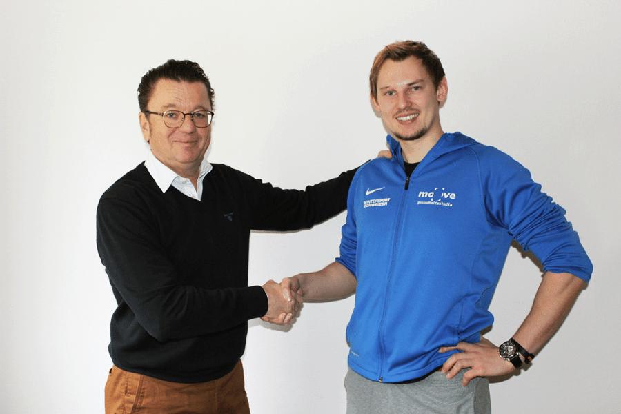 Neuer Studioleiter Gottmadingen – Benjamin Keck